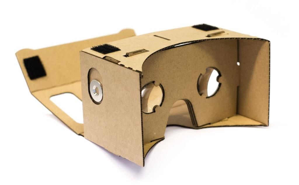 Opinione, Google Cardboard V2, Google Cardboard V2
