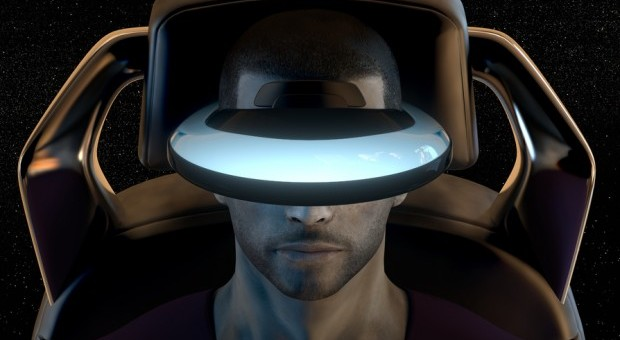 casco a realtà virtuale
