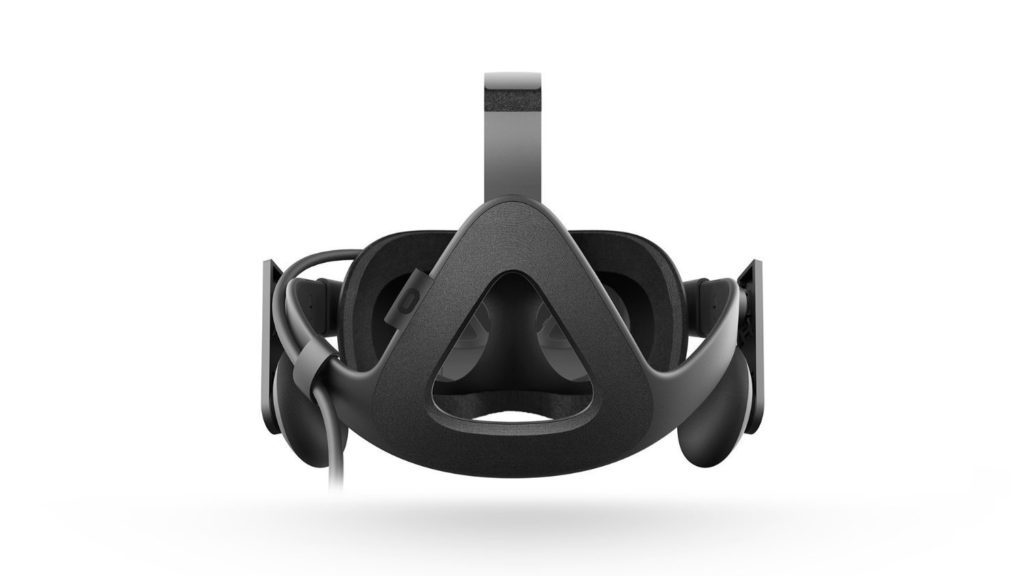 Oculus Rifr RV, VR, miglior casco, confort