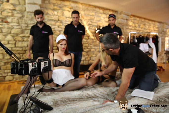 Porno francese, Dorcel, sesso virtuale