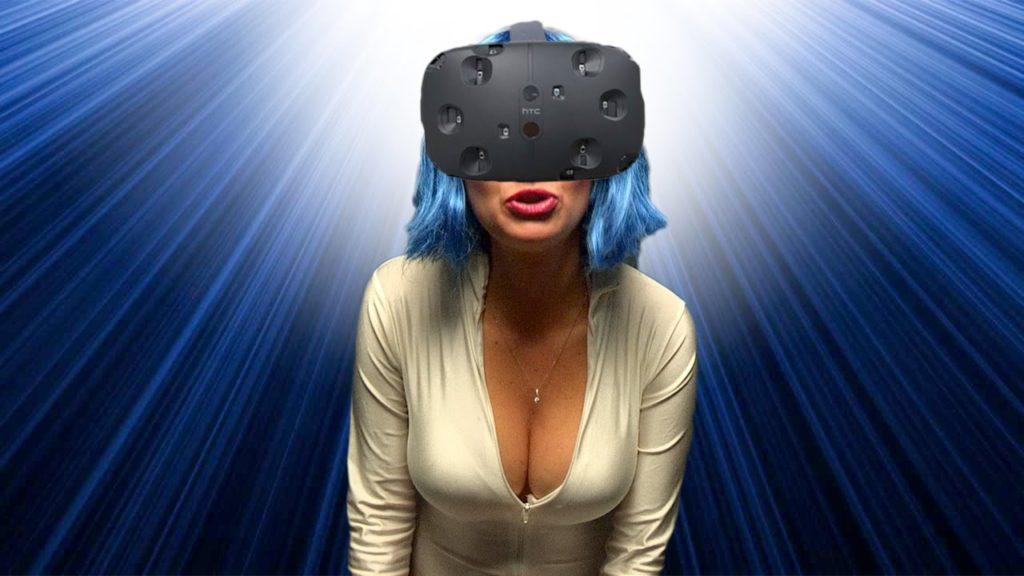 sesso virtuale, HTC Vive